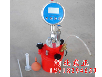 LS-546数显/指针砂浆含气量